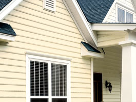 CertainTeed Carolina Beaded Vinyl Siding